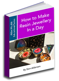 Free resin jewellery ebook