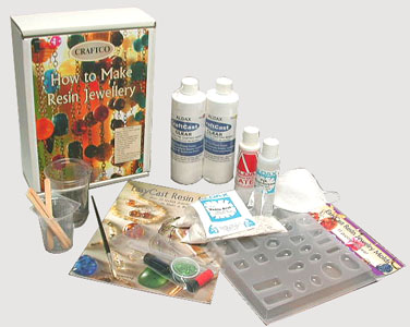 Resin jewellery making kit uk ebay